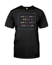 act up city girls t shirt Classic T-Shirt front