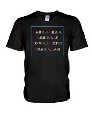 act up city girls t shirt V-Neck T-Shirt thumbnail