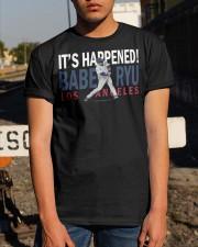 It's Happened Babe Ryu Shirt Classic T-Shirt apparel-classic-tshirt-lifestyle-29