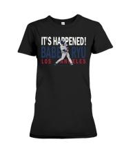 It's Happened Babe Ryu Shirt Premium Fit Ladies Tee thumbnail