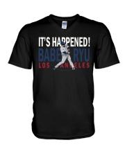 It's Happened Babe Ryu Shirt V-Neck T-Shirt thumbnail