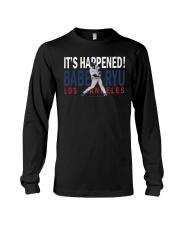 It's Happened Babe Ryu Shirt Long Sleeve Tee thumbnail