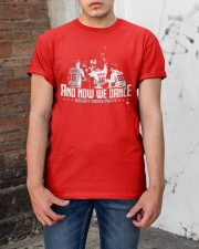 And Now We Dance Shirt Classic T-Shirt apparel-classic-tshirt-lifestyle-31
