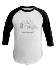 And Now We Dance Shirt Baseball Tee thumbnail