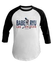 Babe Ryu Shirt Baseball Tee thumbnail