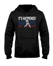 Babe Ryu Shirt Hooded Sweatshirt thumbnail