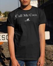 Call Me Coco Shirt Classic T-Shirt apparel-classic-tshirt-lifestyle-29
