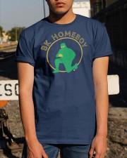 Bk Homeboy Shirt Classic T-Shirt apparel-classic-tshirt-lifestyle-29