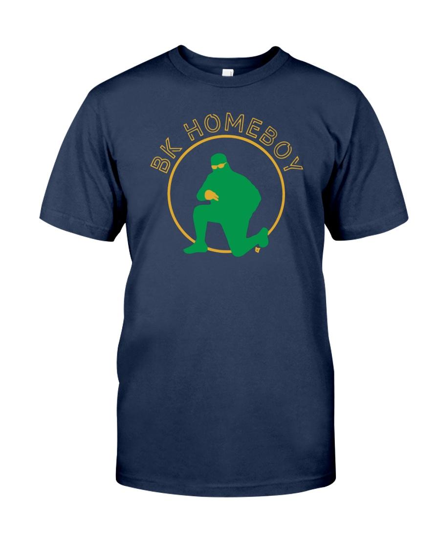 Bk Homeboy Shirt Classic T-Shirt