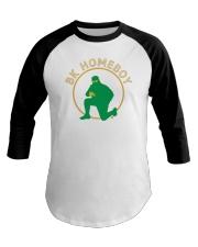 Bk Homeboy Shirt Baseball Tee thumbnail