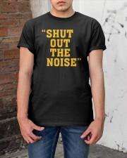 Shut Out The Noise T Shirt Classic T-Shirt apparel-classic-tshirt-lifestyle-31
