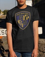 NOT BAD FOR A RB T Shirt Classic T-Shirt apparel-classic-tshirt-lifestyle-29