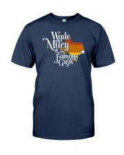 Wade Miley The Famous Guys Shirt Classic T-Shirt front
