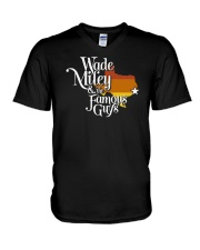 Wade Miley The Famous Guys Shirt V-Neck T-Shirt thumbnail