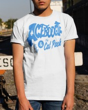 Ace Boogie And The Cat Pack T Shirt Classic T-Shirt apparel-classic-tshirt-lifestyle-29