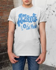 Ace Boogie And The Cat Pack T Shirt Classic T-Shirt apparel-classic-tshirt-lifestyle-31