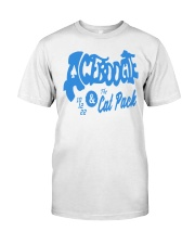 Ace Boogie And The Cat Pack T Shirt Classic T-Shirt front