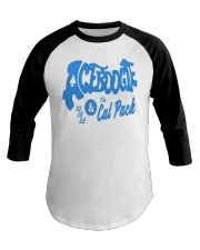 Ace Boogie And The Cat Pack T Shirt Baseball Tee thumbnail