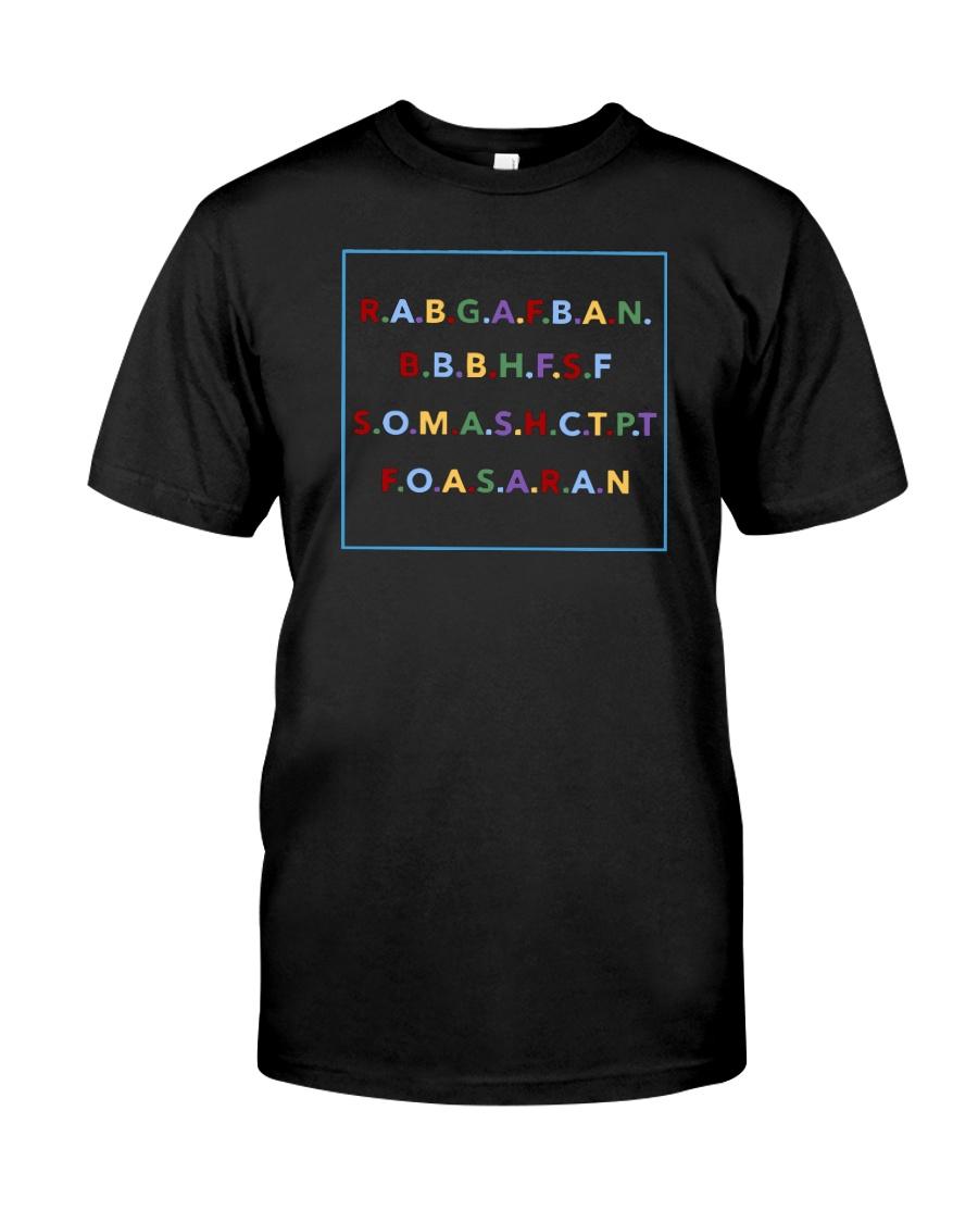 Act Up shirt Classic T-Shirt