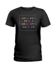 Act Up shirt Ladies T-Shirt thumbnail