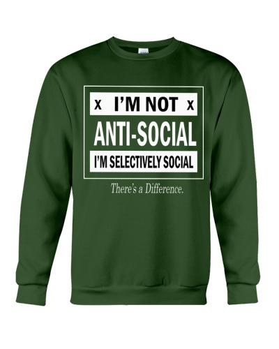 I'm Selectively Social Sweatshirt