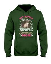 Siamese Hooded Sweatshirt front