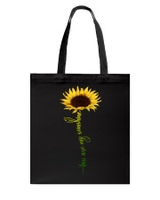 You are my sunshine Sunflower T Shirt Tote Bag thumbnail