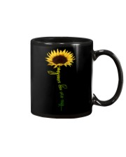You are my sunshine Sunflower T Shirt Mug thumbnail