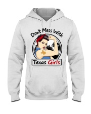 DON'T MESS WITH TEXAS GIRLS Hooded Sweatshirt thumbnail