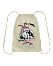ITS JUST A BAD YEAR - NOT A BAD LIFE Drawstring Bag thumbnail