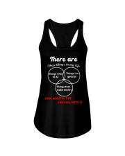 3 Things in your life  Ladies Flowy Tank thumbnail