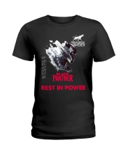 black panther4 Ladies T-Shirt thumbnail