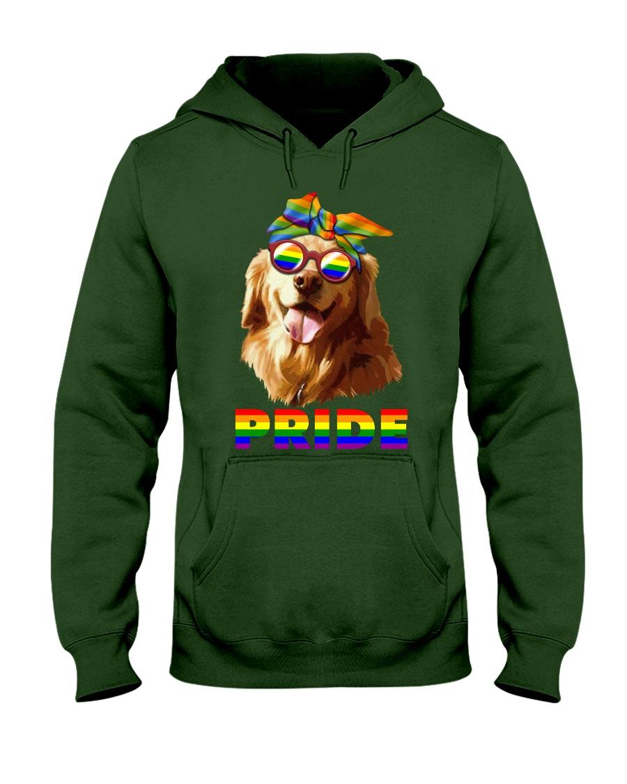 gay Hooded Sweatshirt