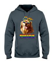 gay Hooded Sweatshirt tile