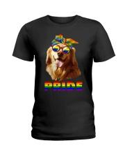gay Ladies T-Shirt thumbnail