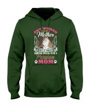 persian Hooded Sweatshirt front