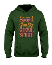 teacher Hooded Sweatshirt front