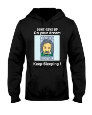 DONT GIVE UP Hooded Sweatshirt thumbnail