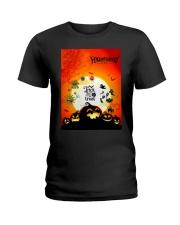 halowween Ladies T-Shirt thumbnail