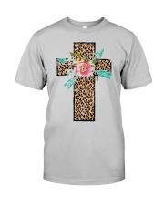 CROSS FLOWER Classic T-Shirt tile