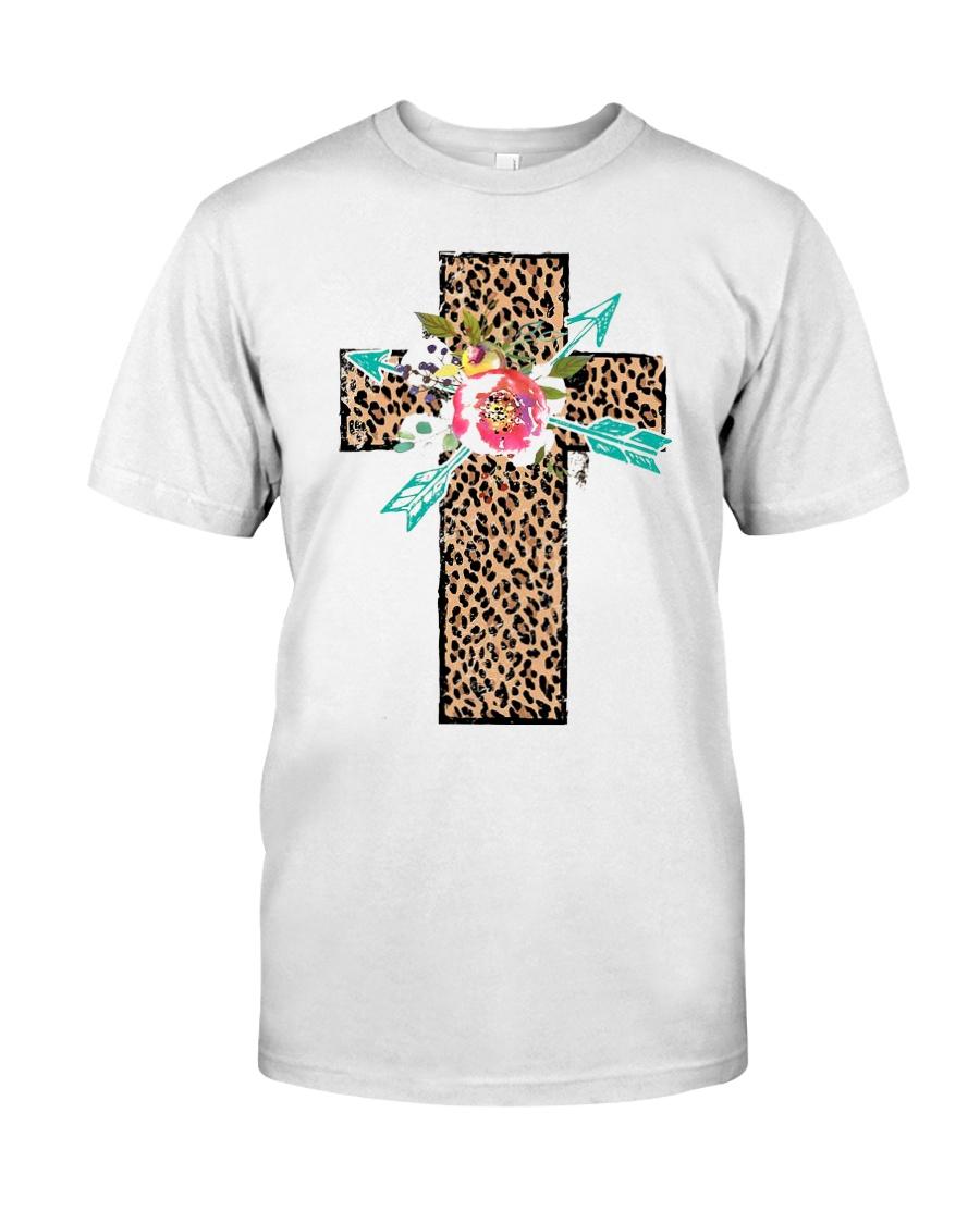 CROSS FLOWER Classic T-Shirt