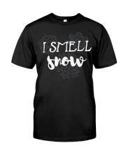 I SMELL SNOW Classic T-Shirt tile
