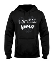 I SMELL SNOW Hooded Sweatshirt thumbnail
