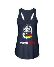 gay mama bear Ladies Flowy Tank thumbnail