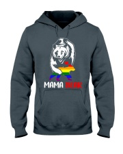gay mama bear Hooded Sweatshirt tile