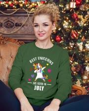 Demo Sweatshirts Crewneck Sweatshirt lifestyle-holiday-sweater-front-2