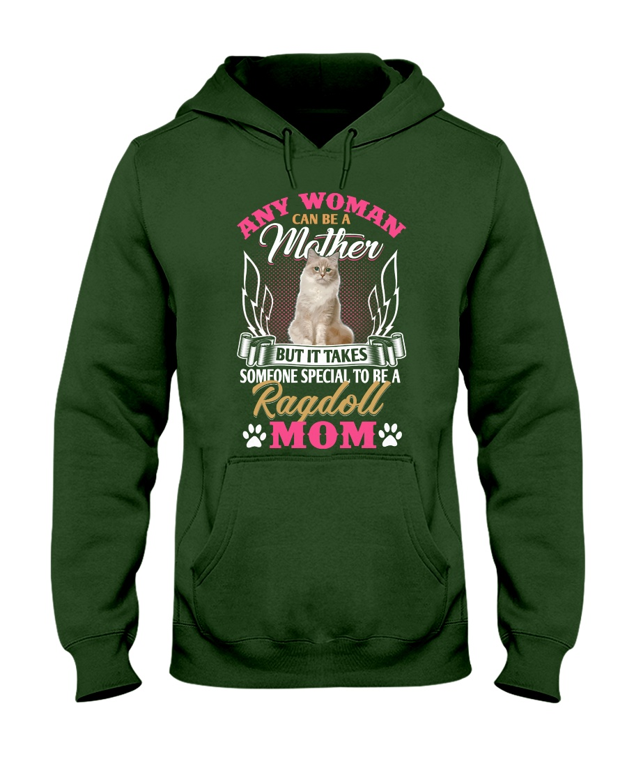Ragdoll Hooded Sweatshirt