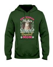 Ragdoll Hooded Sweatshirt front