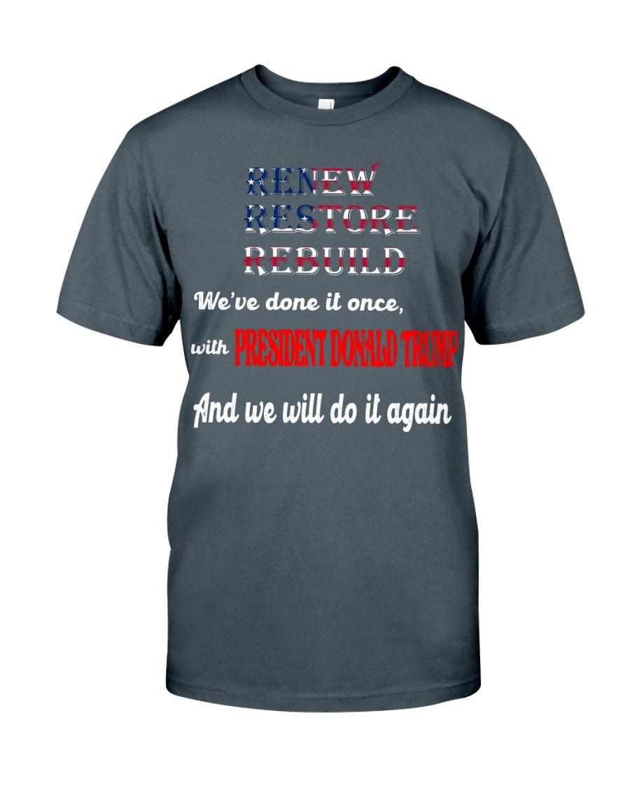 DONALD TRUMP T SHIRT Classic T-Shirt
