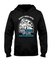 DON'T MESS WITH PAPASAURUS Hooded Sweatshirt thumbnail